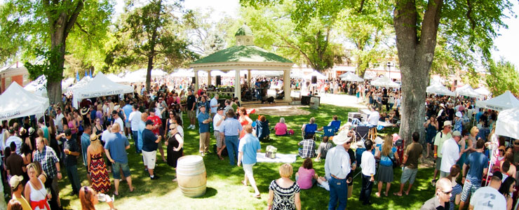 Paso Robles Wineries Events