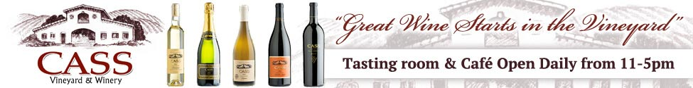 Cass Winery Banner Ad