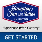 Hampton Inn Button Ad