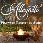 Allegretto Vineyard Resort Button Ad