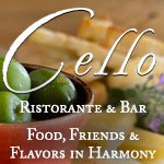 Cello Ristorante & Bar Button AD