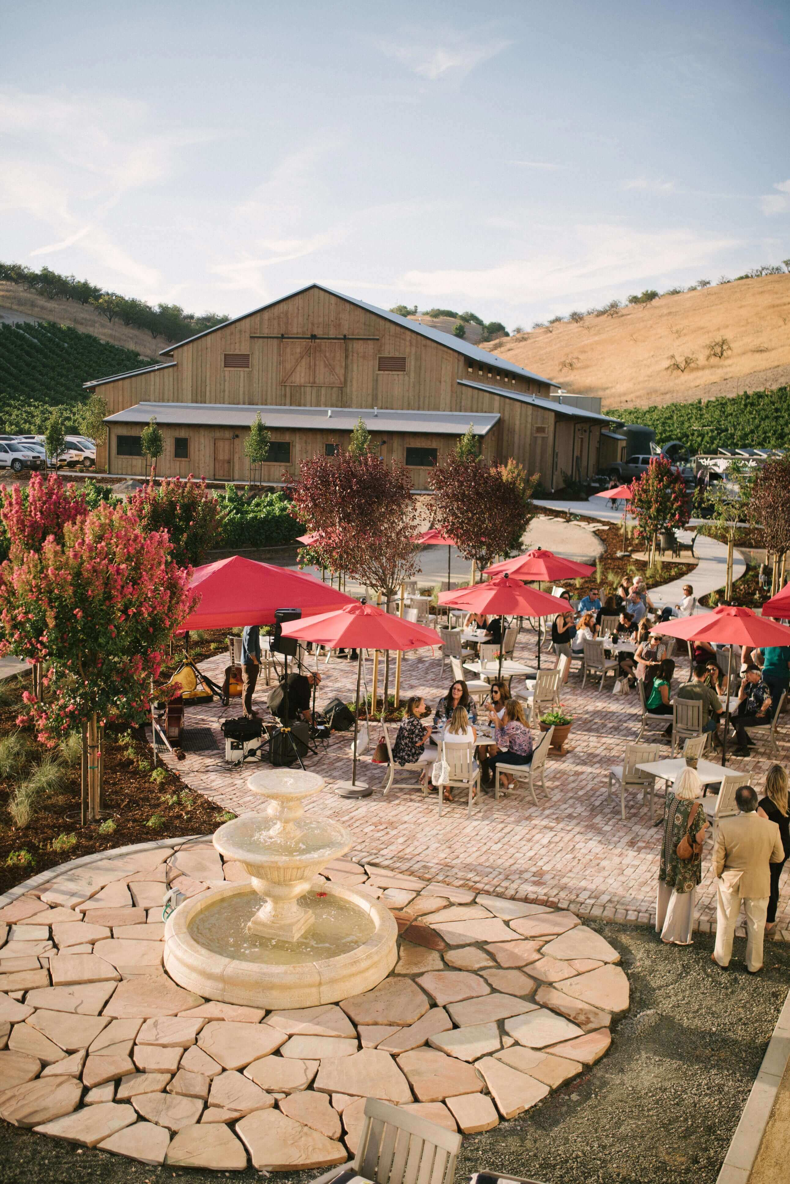 Parrish Family Vineyard Paso Robles Wineries